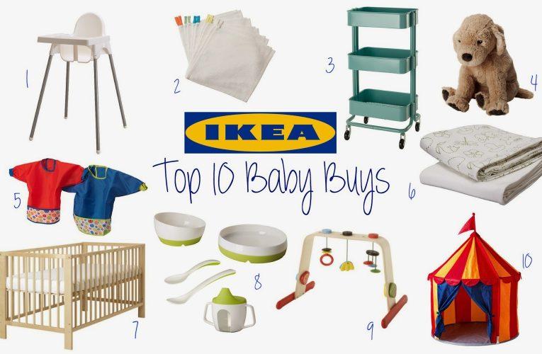 [香港嬰兒用品]  宜家最大零售商考慮增加嬰兒用品庫存?宜家中國:屬實