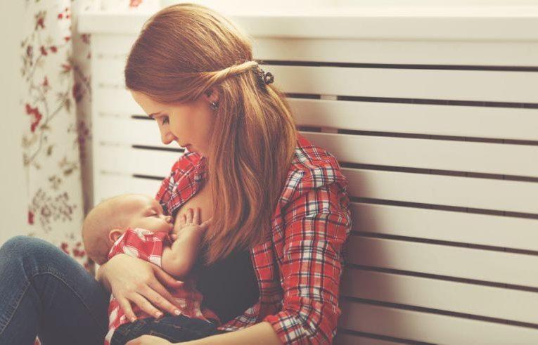 最好的乳頭霜可以緩解母乳喂養的痛苦
