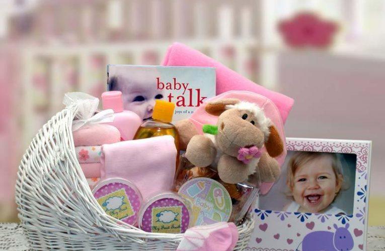 ทารกแรกเกิดดีลักซ์ – เลือกสีชมพูฟ้าหรือสีกลาง